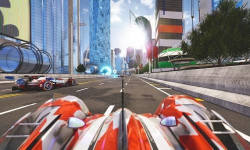 Xenon Racer Game Free Download