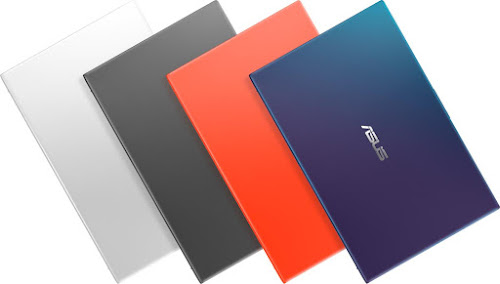 VivoBook A412 colorful design