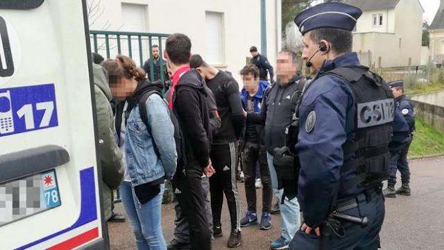 Българските и френските служби разбиха престъпна група за трафик на хора