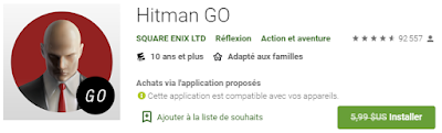 بسرعة لأن لعبة Hitman GO للأندرويد التي يعشقها الجميع وثمنها 6 دولارات مجانية الآن