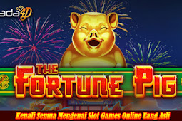 Slot Online Fortune Pig : Game Slot Paling Gampang Menang