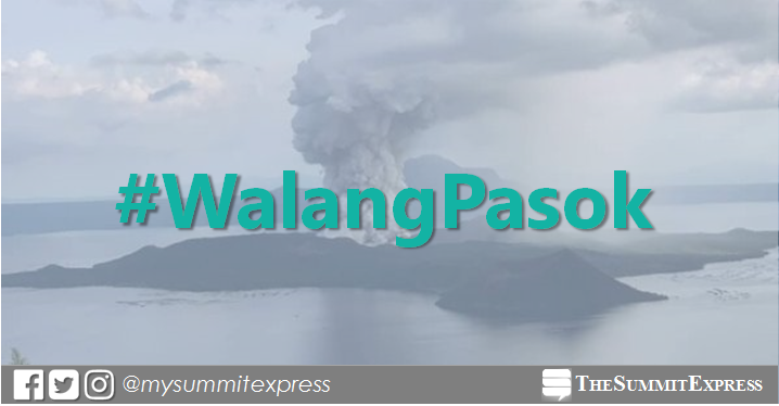 #WalangPasok: Class suspensions on Monday, January 13, 2019