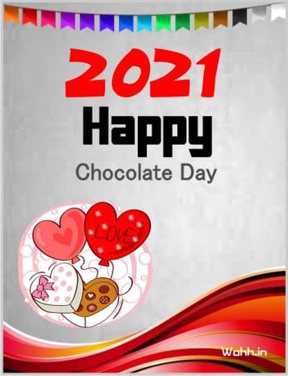 2021 Chocolate Day Shayari
