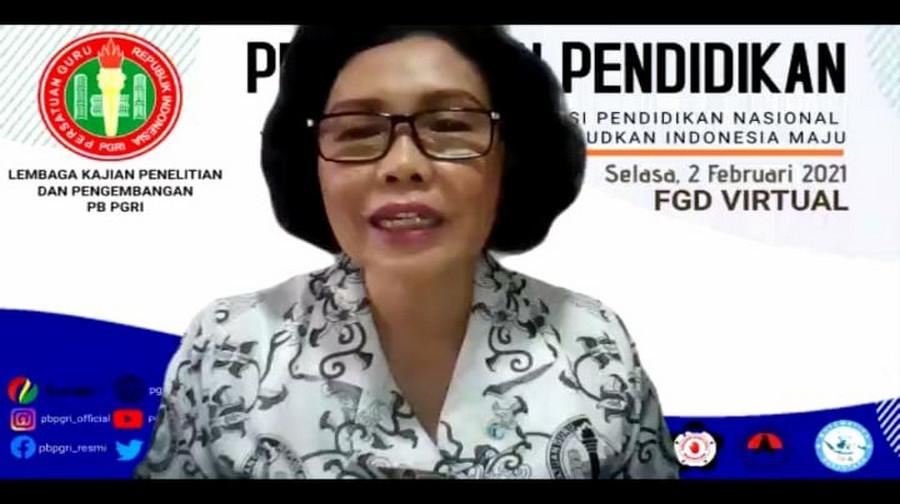 Kata Ketum PGRI: Pemerintah Harus Memberikan Afirmasi Bagi Guru Honorer Dalam Seleksi PPPk 2021