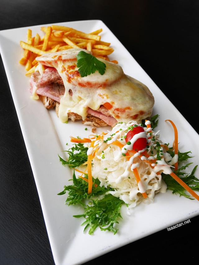 Mozzarella Pork Fillet - RM20