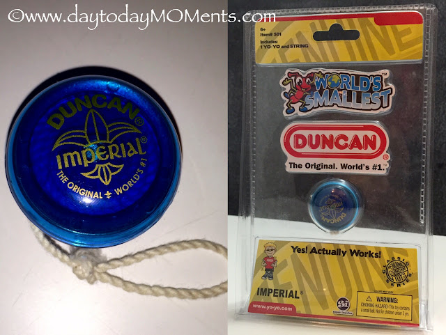 duncan imperial yo yo review small