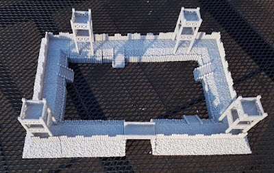 Test Printed My Roman Fort picture 3