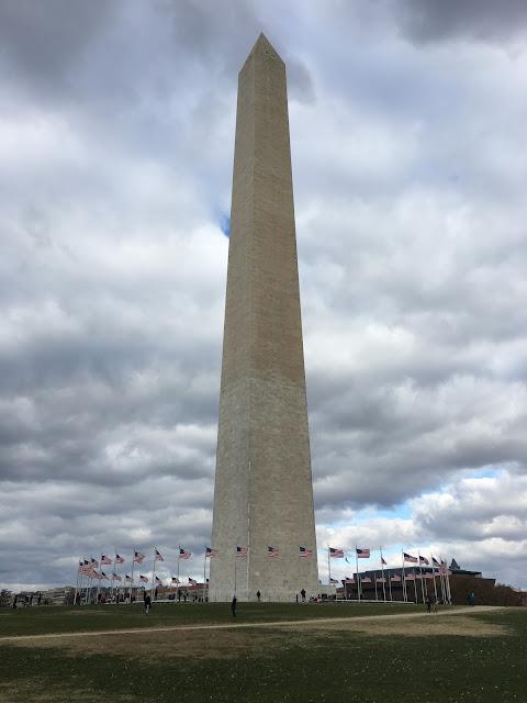 Washington D.C. and food allergies