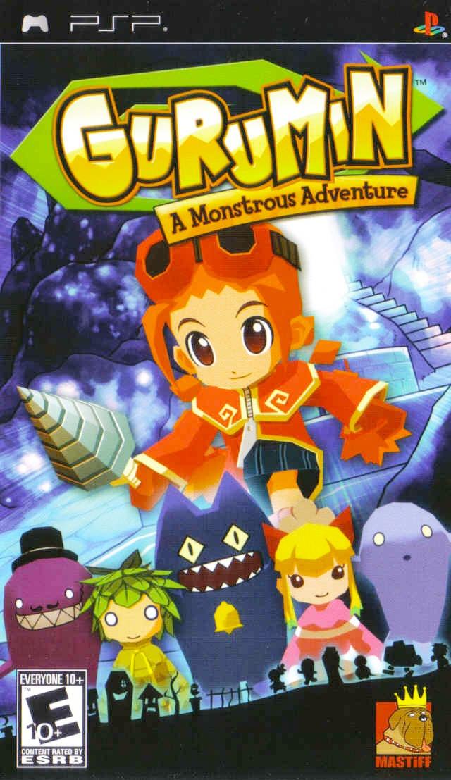 gurumin-a-monstrous-adventure-psp-iso-download