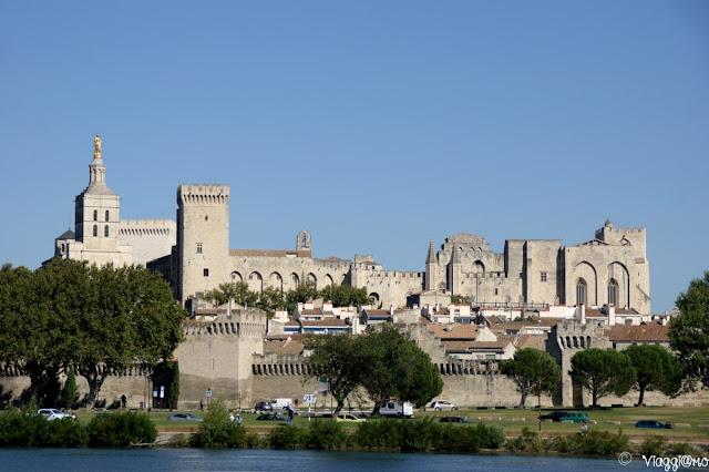 Avignone in camper