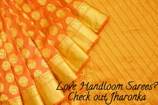 Jharonka- A destination for Handloom saris image