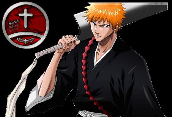 Soul Reaper Ichigo Kurosaki - Naruto wallpapers-9921