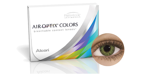 Lentes de Contato AIR OPTIX COLORS