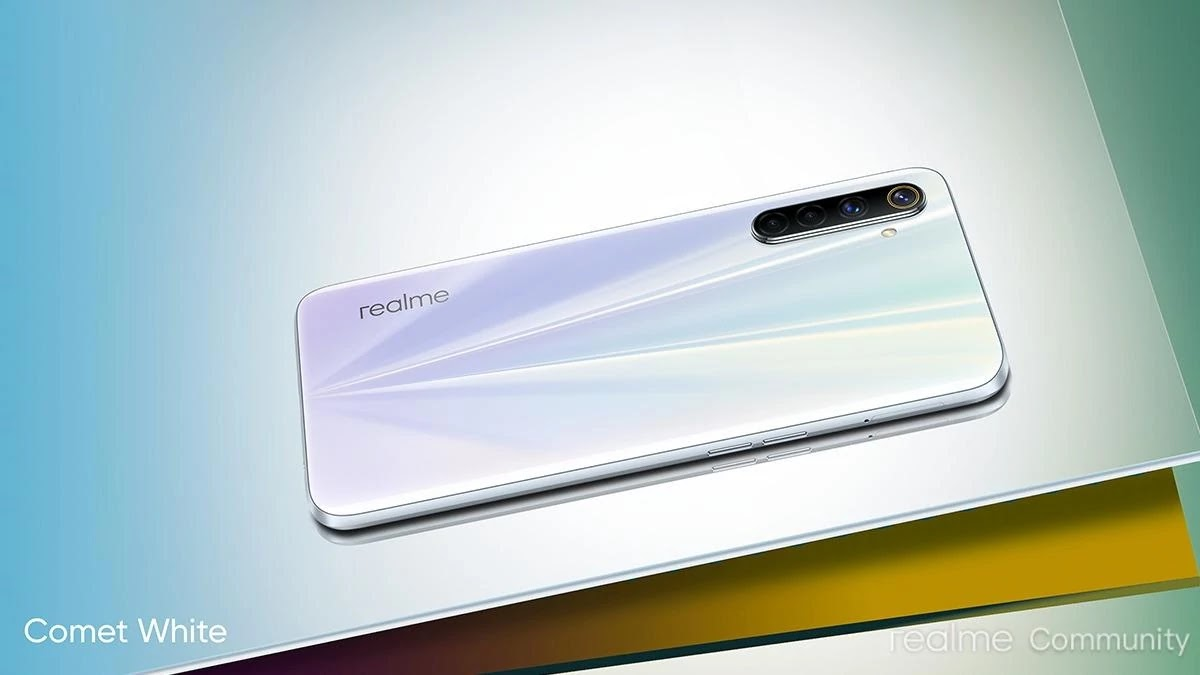 Realme 6 Specification, Features, Availability, Price in India & Much More - Realme Updates