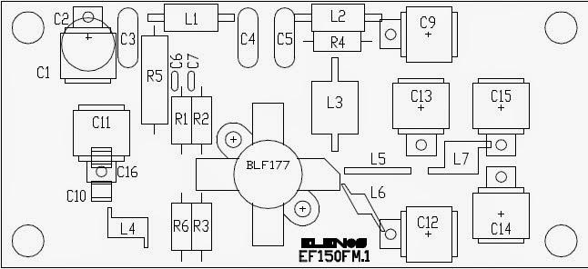 fm transmitters  elenos 150watt pallet  original