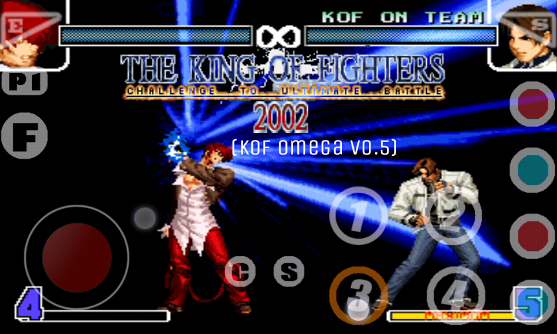 Roms Cafe The King Of Fighters 2002 Omega V0 5 Hack By Fliperman