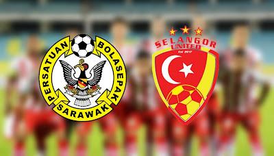 Senarai Rasmi Pemain Sarawak United 2020 Liga Perdana