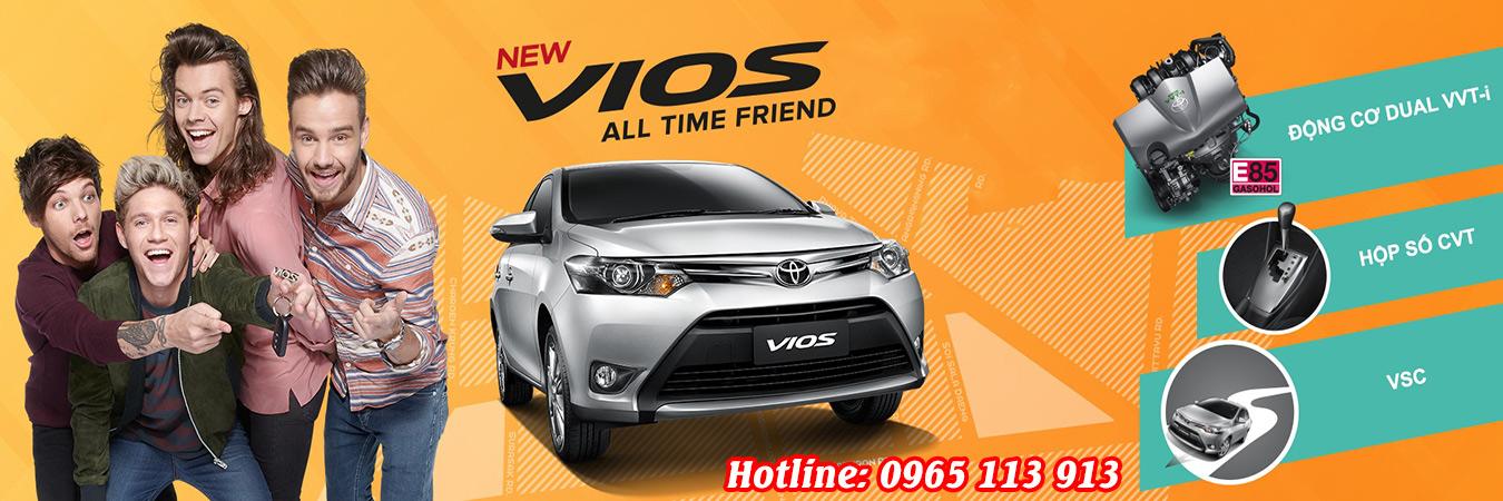 Toyota Vios Hai Phong