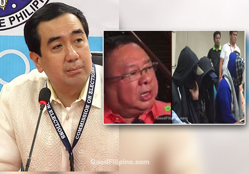 Comelec to presumably IT Experts (witnesses): 'Why did they come out only now?'