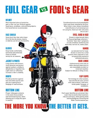 How Can New Motorcycle Gear Improve My Ride?
