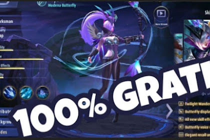 [HOT] Skin Mobile Legends Gratis Menggunakan Aplikasi Lulubox v1.2.3 [Final APK]