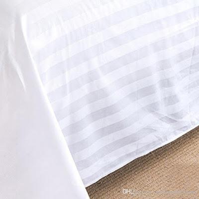 مفارش سرير فنادق