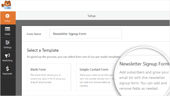 Newsletter-Signup-Form-Template