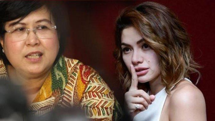 Nikita Mirzani Marah Besar Dengan pengacara Elza Syarief