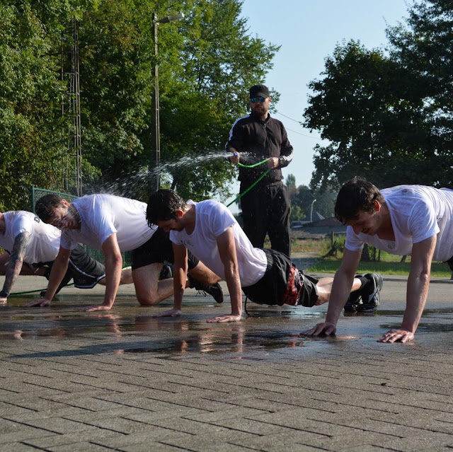 special forces bootcamp day