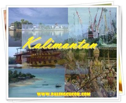 Gambar daftar tempat wisata di Pulau Kalimantan terbaik dan populer