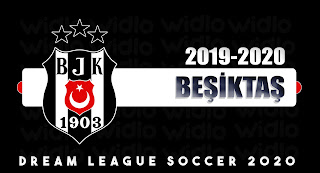 Beşiktaş 2020 - DLS2020 Dream League Soccer 2020 Forma Kits ve Logo