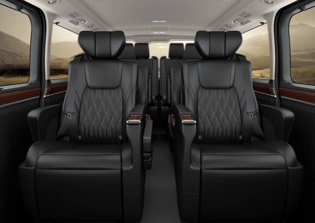Toyota Super Grandia Elite Comfort