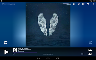 PowerAMP Music Player Apk v3 alpha-build-703 Update Terbaru 2016
