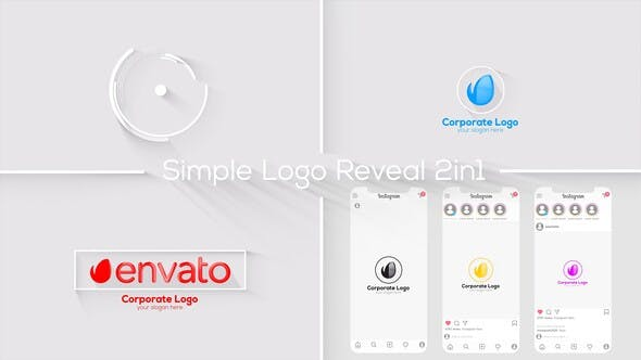 Simple Logo Reveal[Videohive][After Effects][28995001]