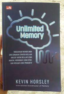 Review Buku Unlimited Memory oleh Kevin Horsley