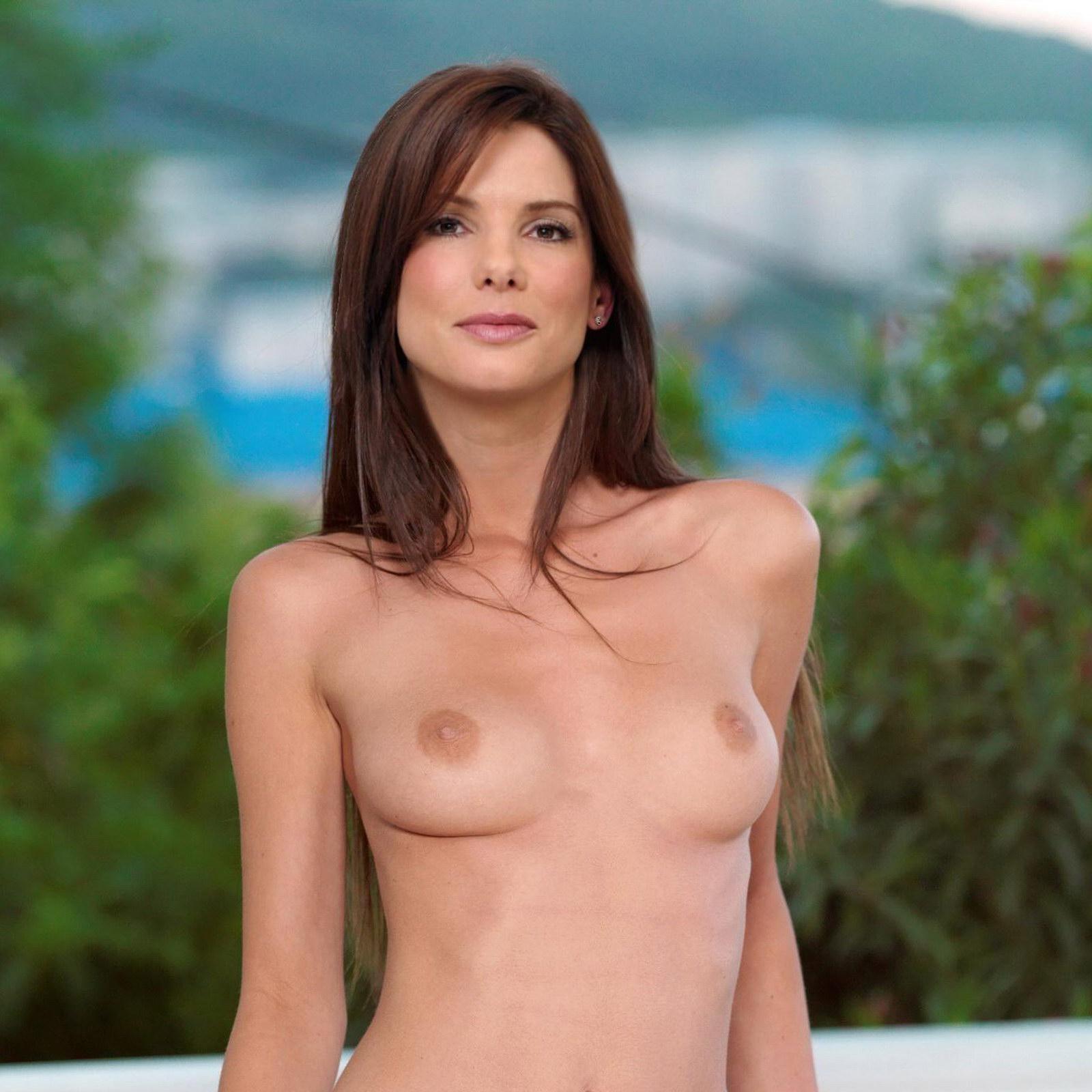 Girls Celebrity Nude Sandra Bullock Nude-2267
