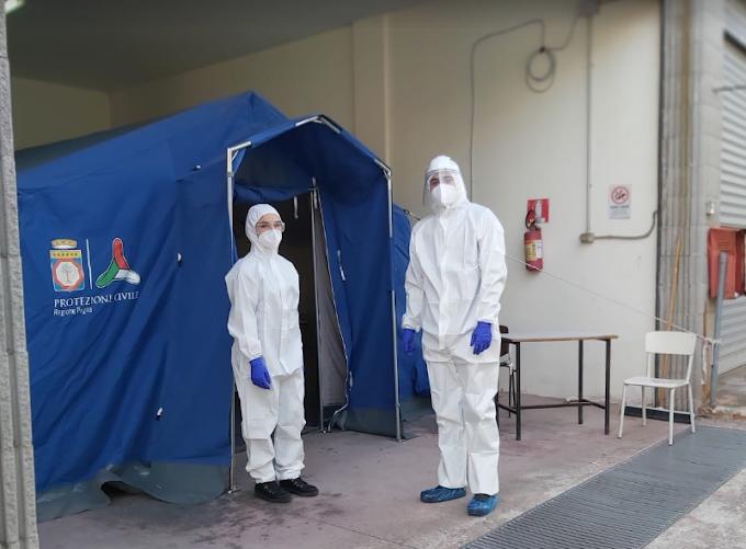 Coronavirus, il bollettino di oggi: 15.479 contagiati e 348 morti