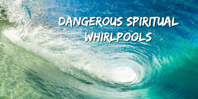 Are You Swimming Close to the Whirlpool?
