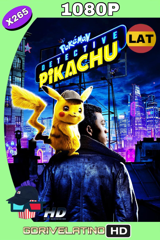 Pokémon: Detective Pikachu (2019) BDRip 1080p (x265) (Latino-Inglés) MKV