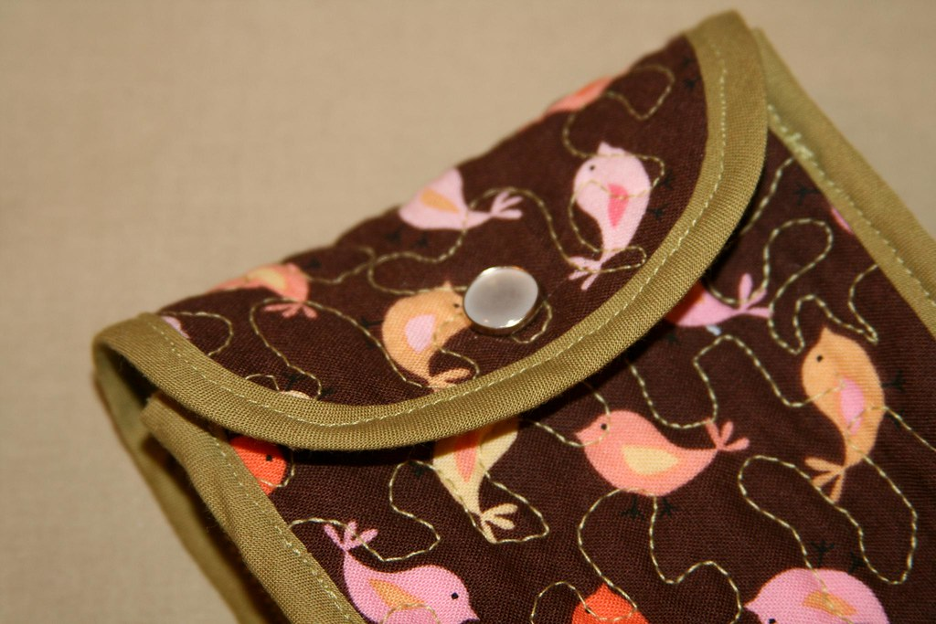 Camera Case Bag Tutorial & Pattern