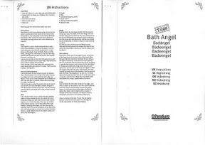 Bathangel2 - Tilda  Bath Angel