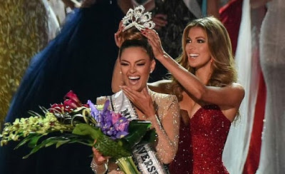 sa Miss South Africa Crowned Miss Universe 2017 Foreign