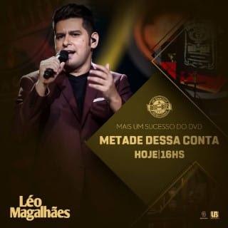Baixar Musica Metade Dessa Conta Léo Magalhães MP3 Gratis