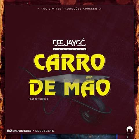 Dj Gó - Carro De Mão (Afro Beat - Instrumental) [Download Mp3]