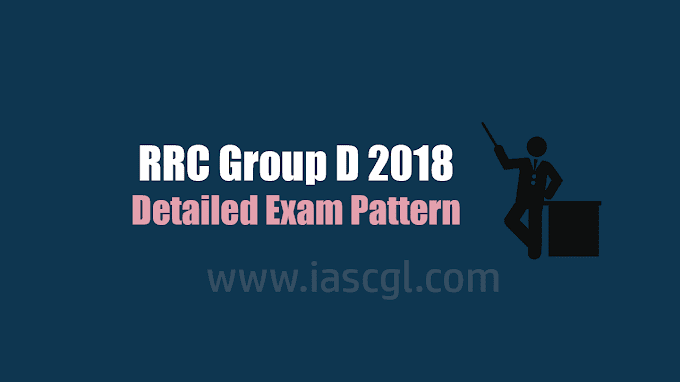 RRC Exam Pattern