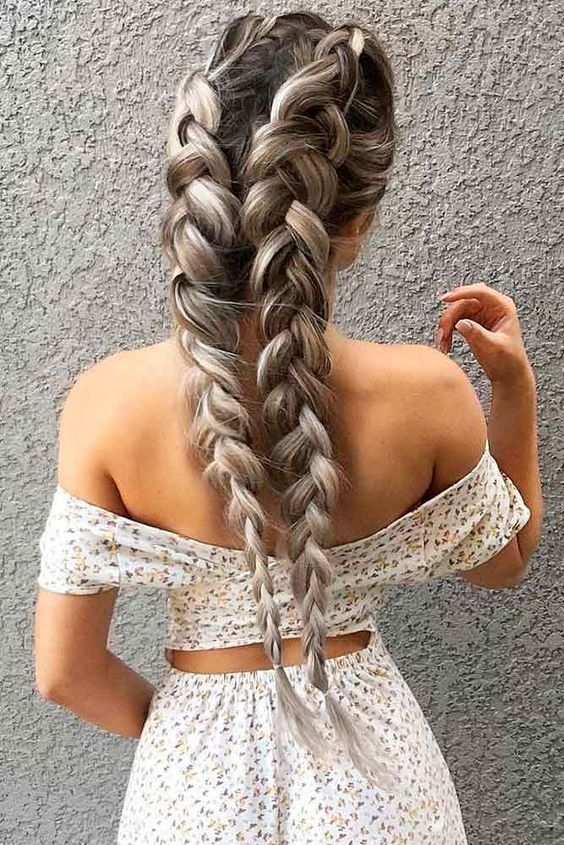 Easy And Fun Hairstyle