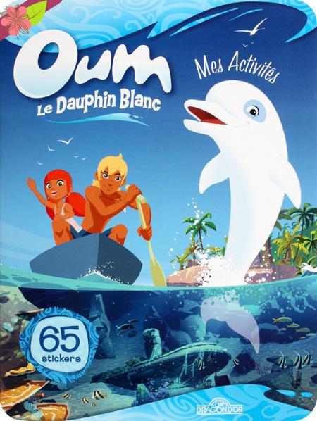 Oum le dauphin blanc - Mes activités, Marzipan et Media Valley, Les livres du dragon d'or