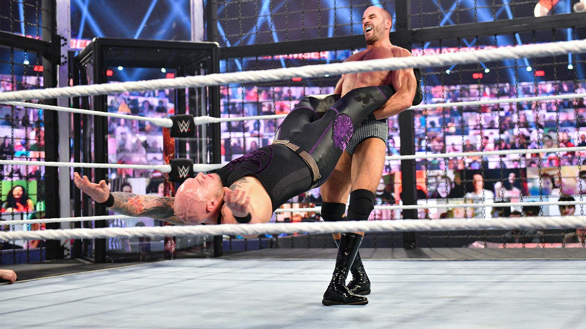 Cobertura: WWE Elimination Chamber 2021 – Awesome!