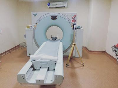 Emar ve tomografi gibi tıbbi görüntüleme cihazlarının elektromanyetik radyasyon ölçümü