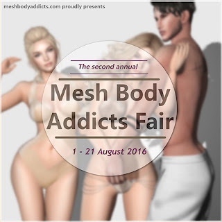 Mesh Body Addicts Fair